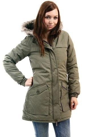 Комментарий одежды куртка парка