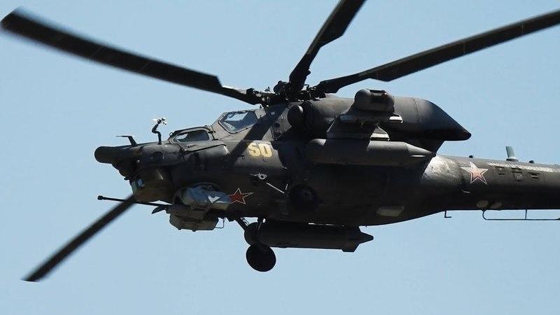 Ми 28Н Ночной охотник, высший пилотаж от Беркутов. Эксклюзивные кадры от нашего подписчика!