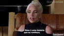 Lady Gaga e Bradley Cooper são entrevistados pela EW A Star Is Born Nasce Uma Estrela