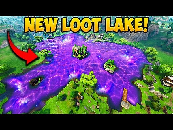 *NEW* LOOT LAKE! THE CUBE IS FINALLY GONE! - Fortnite Funny Fails and WTF Moments! 327