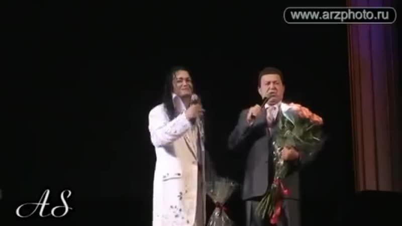 Иосиф Кобзон и Игорь Наджиев - Как здорово (Юбилейный Вечер Игоря Наджиева 2012)