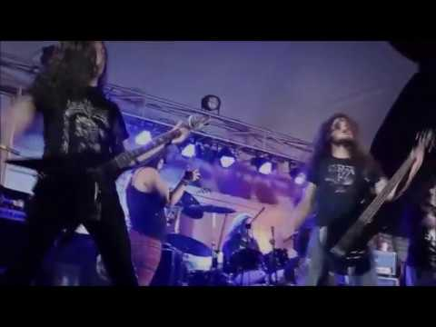 DEATH KULT UNCERTAIN DAWN en vivo Santander Metal Force Bucaramanga 2016