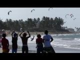 Carlos Mario in the Final - Global Kitesports Association - GKA Air Games