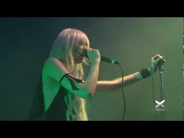The Pretty Reckless - Aerials - Argentina 29/07/12 - Vorterix