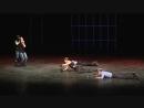 Театральный Бой-2010. Отрывок Горе от ума в разных стилях. Театр-студия Без занавеса. В стиле Боевик -