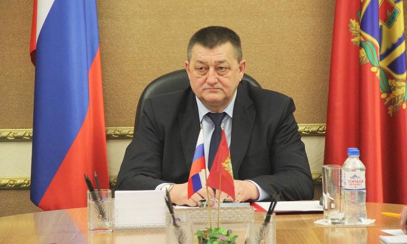 Вице-губернатор Александр Резунов подал в отставку