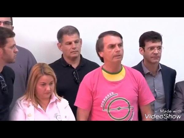 Soldado Ferido - homenagem a Jair Bolsonaro