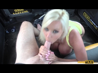 Faketaxi michelle thorne - big tits long legs and blonde hair