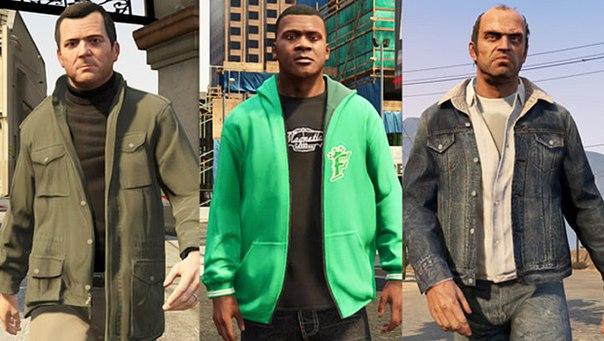 Озвучкой GTA V занимались настоящие гангстеры