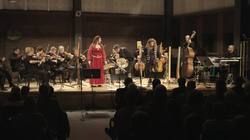 Fristraringk - Frispel together with string orchestra. Medieval and Nordic music in new arrangements!