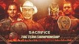 PPV Sacrifice The Rockers(c) vs Monster's Veto