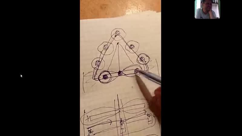Вечный двигатель из закольцованной магнитной елочки от Андрея Тирхи как ее сделать