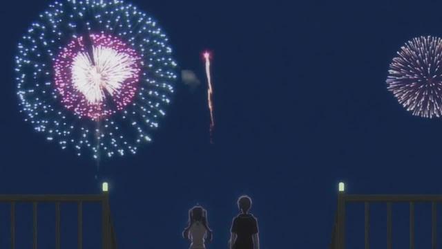 Fireworks Night (AMV, Netoge no Yome wa Onnanoko ja Nai to Omotta?, The Pixies - Where is my mind)
