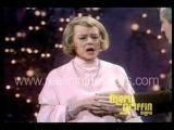 Bette Davis interview- Jezebel (Merv Griffin Show 1972)