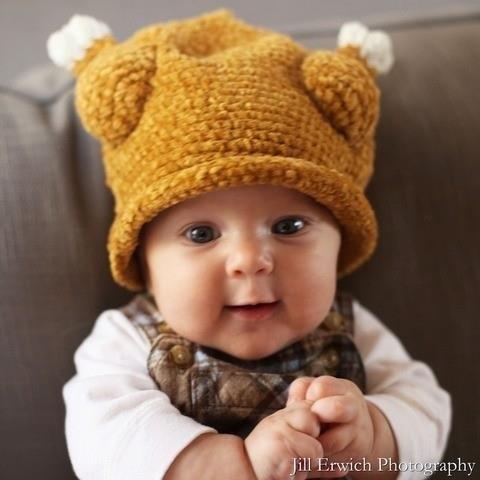 детские шапки вязаные спицами,