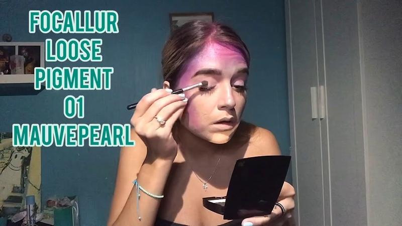 Makeup video Unicorn макияж в стиле Единорога