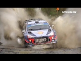 MICHELIN WALES RALLY GB 2018