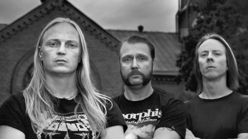 CONVULSE - The Summoning (new song, promo-video)