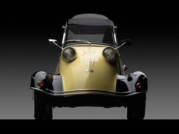 Messerschmitt TG-500 Tiger Годы выпуска: 1958-1961 Разгон до 60 мильчас: 27.8 секунды Макс. скорость: 121 кмчас Мощность: 19.5 лс Двигатель: V2 Объем двигателя: 193 см^3Топливо: бензин Тип