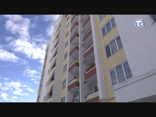 В Бахчисарайском районе подвели итоги 2018 года и вручили долгожданные ключи от квартир