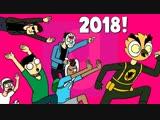 [Muxakep Михакер] 👑 Garry's Mod Смешные моменты (перевод) - ЛУЧШЕЕ ЗА 2018 ГОД. ЧАСТЬ 2 (Гаррис Мод)
