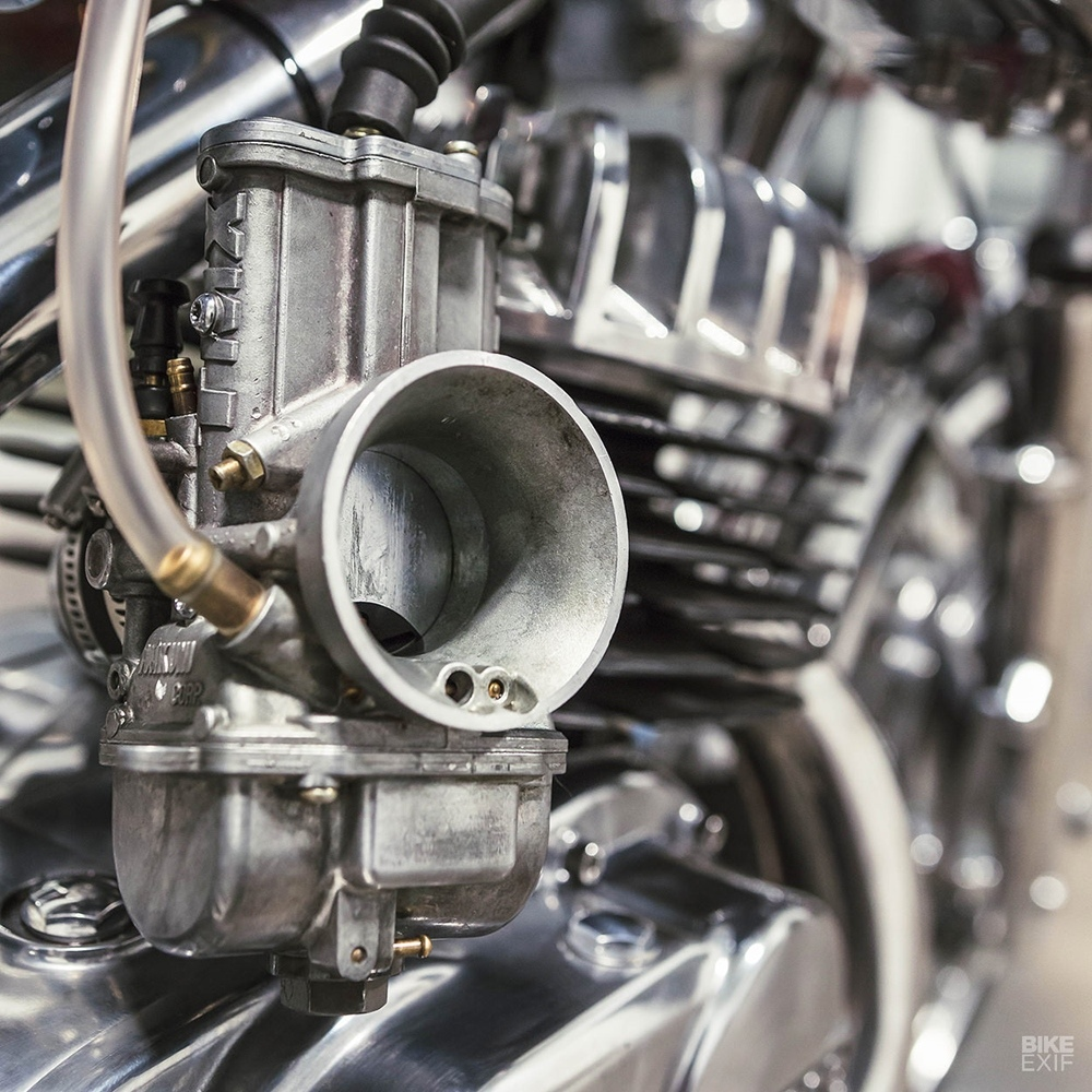 Speed of Cheese Racing: кастом Bultaco Alpina Racer