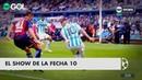 El show de la fecha 10   Superliga Argentina 2018/2019