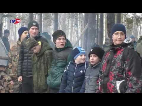Военно-полевые сборы Казаков Горнозаводского юртового казачьего общества 2018