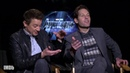 'Avengers' Reveal Their Co-Stars' Real-Life Superpowers.