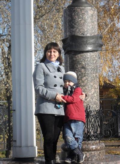 Люция Ахметшакирова, 8 ноября 1981, Елабуга, id136625080