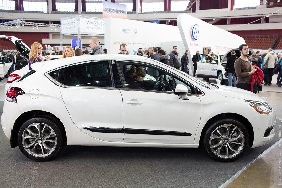 Мир автомобиля автовыставка Санкт-Петербург