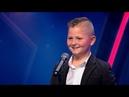 Is grappige Pietje de nieuwe Jan Smit HOLLAND'S GOT TALENT