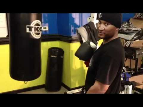 How to Throw Punches, Boxing, Different Types of Punches by Frank Armstrong Jr Pro Boxer