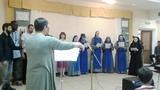 Марие, Дево Чистая. Сводный хор Казани, Омска, Хабаровска и Ульяновска на празднике