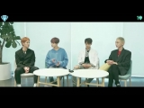 [180526] SHINee's 10th Anniversary Interview (рус. саб)