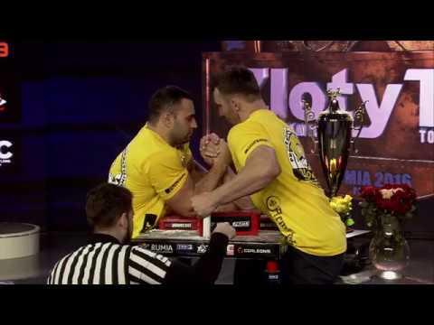 Babayev vs Dzeranov Zloty Tur 2016