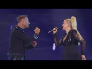 Keiino - spirit in the sky - norway - live - second semi-final - eurovision 2019 евровидение норвегия 2 полуфинал