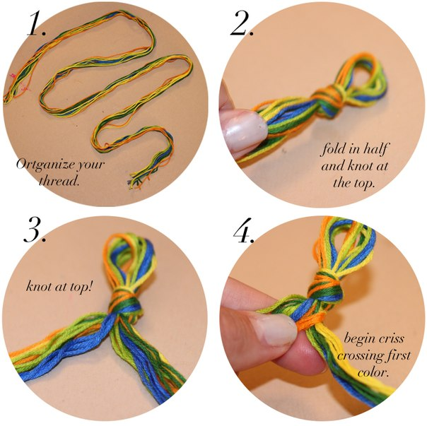 Fishtail bracelet tutorial  BraceletBook