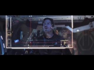 Вырезанная сцена из «Войны Бесконечности» || RUS SUB