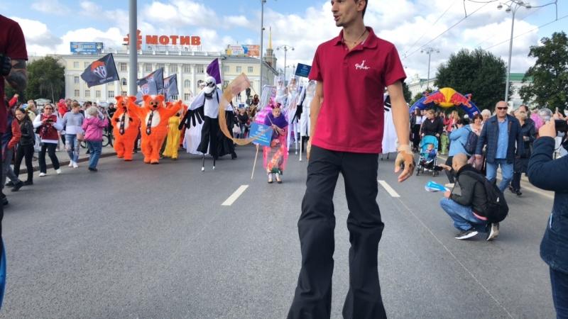 Парад кукольных театров со всего мира