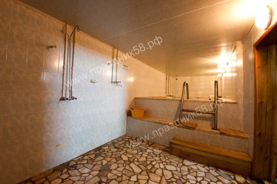 Сауна 25 часов в Пензе, описание, фотографии, цены.