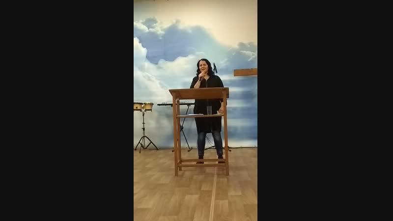 заключительная тема на Энкаунтере Победаносная жизнь проповедует моя Любимая
