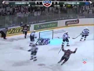 Brock Trotter - Dinamo Riga/ Брок Троттер: дважды в одну реку