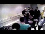Как работает охрана ночного клуба 26.03.2014 Club fighting