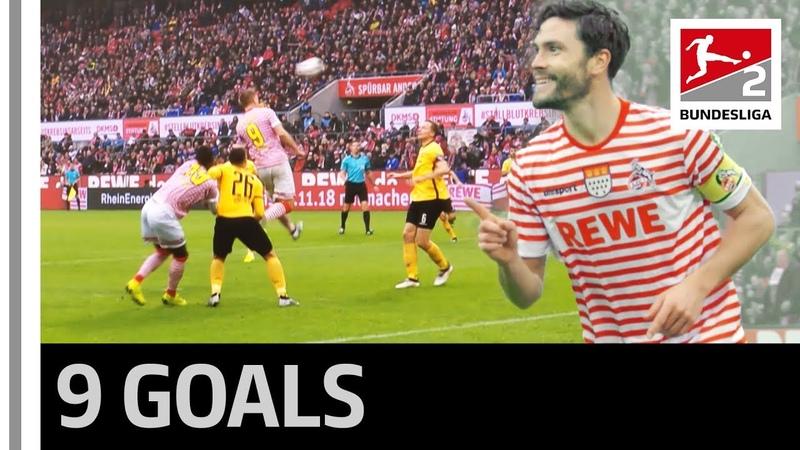 Spectacular 8-1 Win - 1. FC Köln Mark Start of Carnival in Style