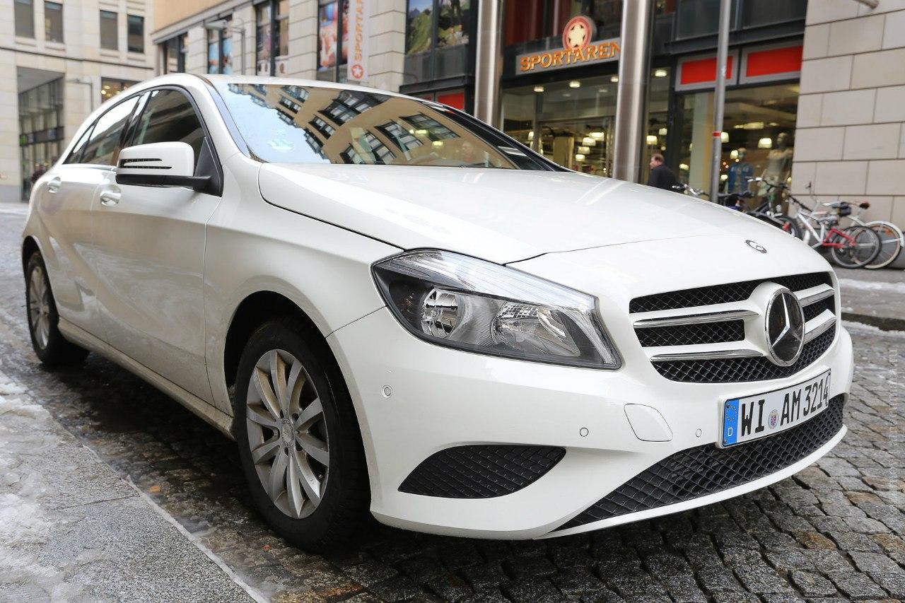 Mercedes A180 2013 a-class