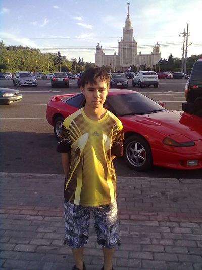 Артур Хафизов, 7 января 1994, Магнитогорск, id140134841