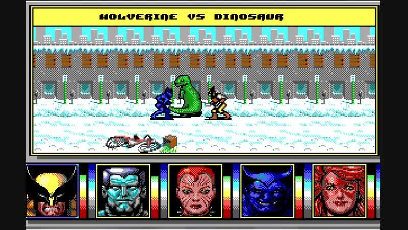 ПИЗ-DOS обзор выпуск 9 конец первого сезона.X-Men II The Fall of the Mutants.Люди Икс падают и не умеют драться.Росомаха лучший.