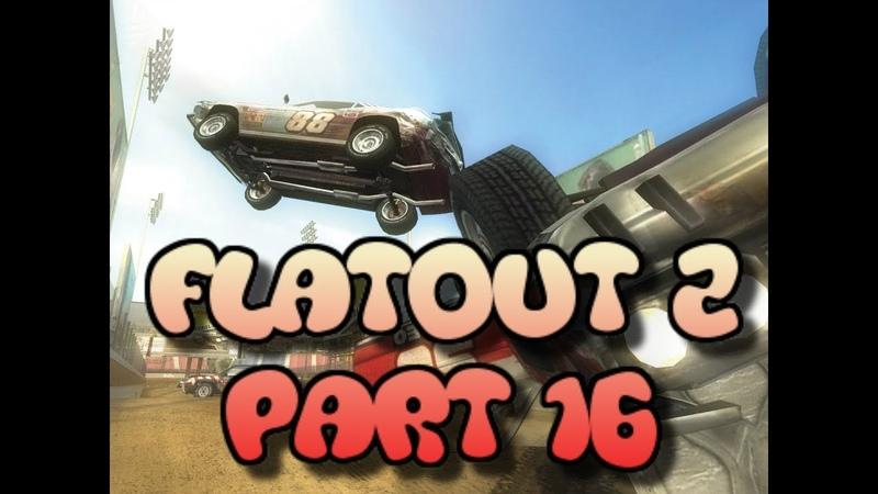 FlatOut 2 (PC) Walkthrough Part 16 Rural Racing Cup [No Commentary] (720 HD)