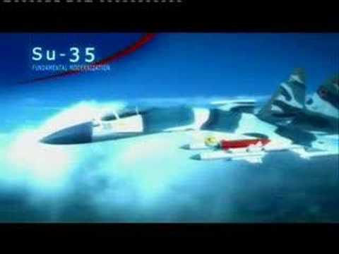 SU-35/37 FLANKER E(ANTI GROUND/NAVAL DEMO)